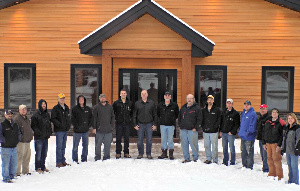 Duluth Home Builders A&H Team