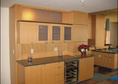 Contemporary Custom Cabinets
