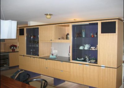 Contemporary Interior Cabinets