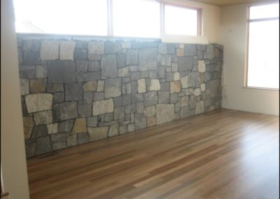 Contemporary Rustic Wall