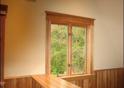 Luxury Log Home Woodwork