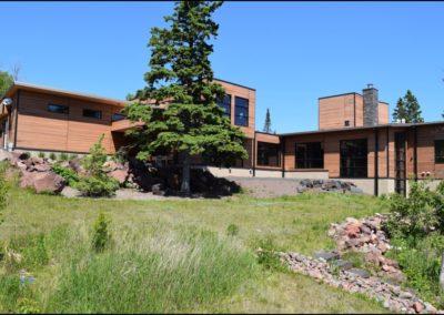 Nordic Zen Landscape View Innovative Construction