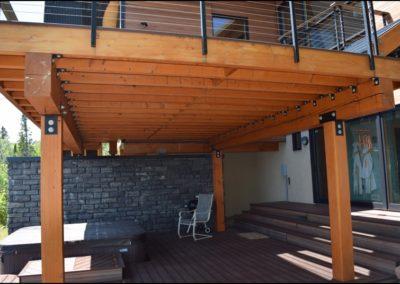 Nordic Zen Lower Deck