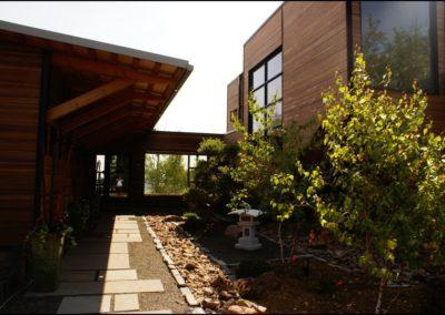 Nordic Zen Outdoor Garden Home Builders Duluth MN