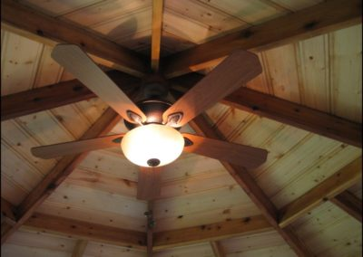 North Shore Log Home Fan