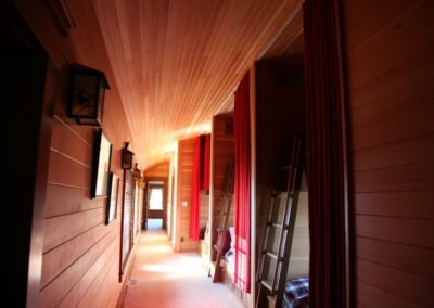 Rustic Craftsman Guest Bunks