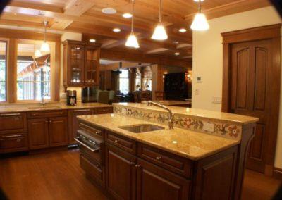 Rustic Craftsman Kitchen