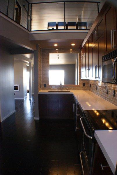 Clean Kitchen Renovation