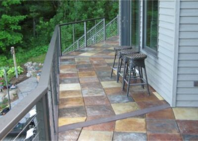 Concrete Tiles For Deck Multi Colors
