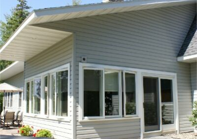 Exterior Remodel Addition And Roof Line