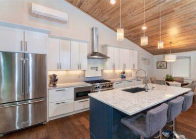 Modern Open Kitchen Remodel
