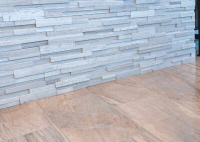 Remodel Fireplace Edge Floor Details