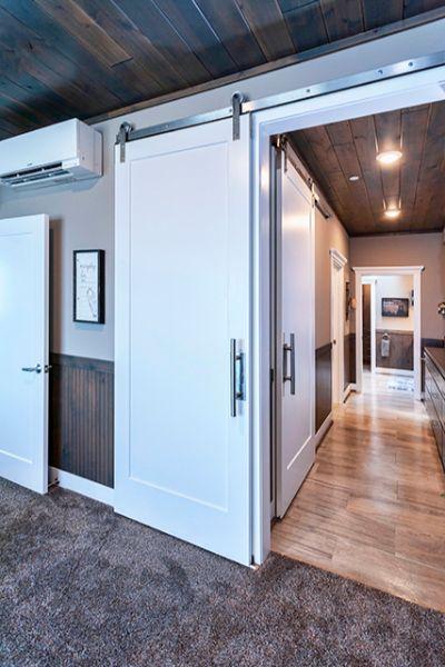 Rolling Doors Home Remodel